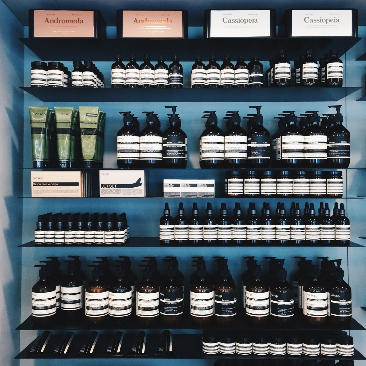 【Material Girl】Something About Scents: Aesop Mini Haul