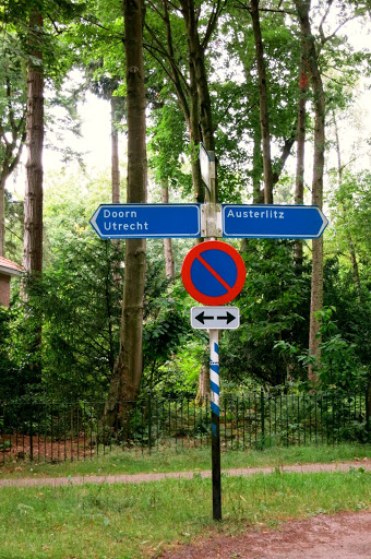【2013 獨立練習.Netherlands】Driebergen, Utrecht 夢中小鎮