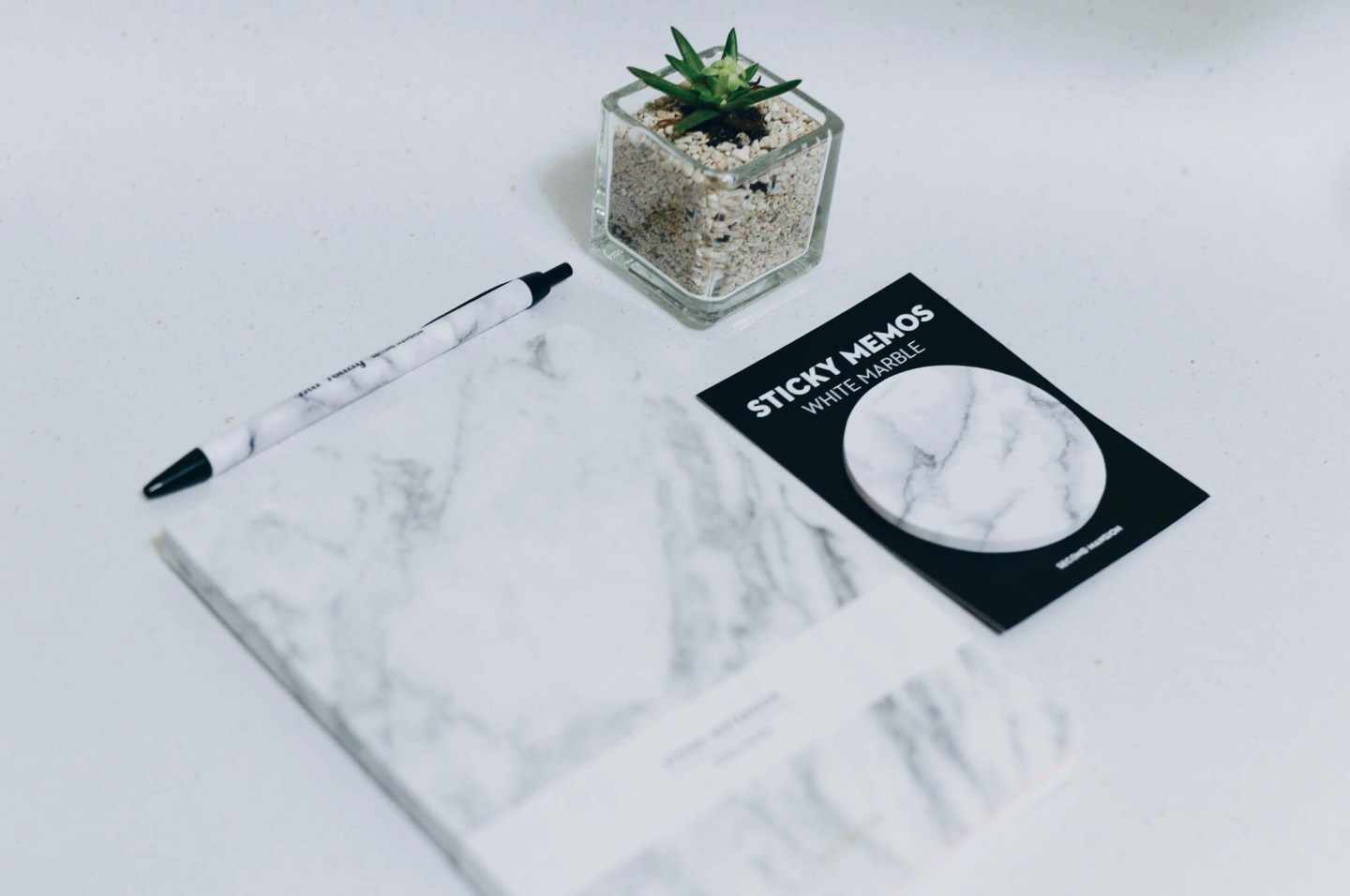 Lifestyle|My Marble Stationery Collection 我的大理石文具收藏
