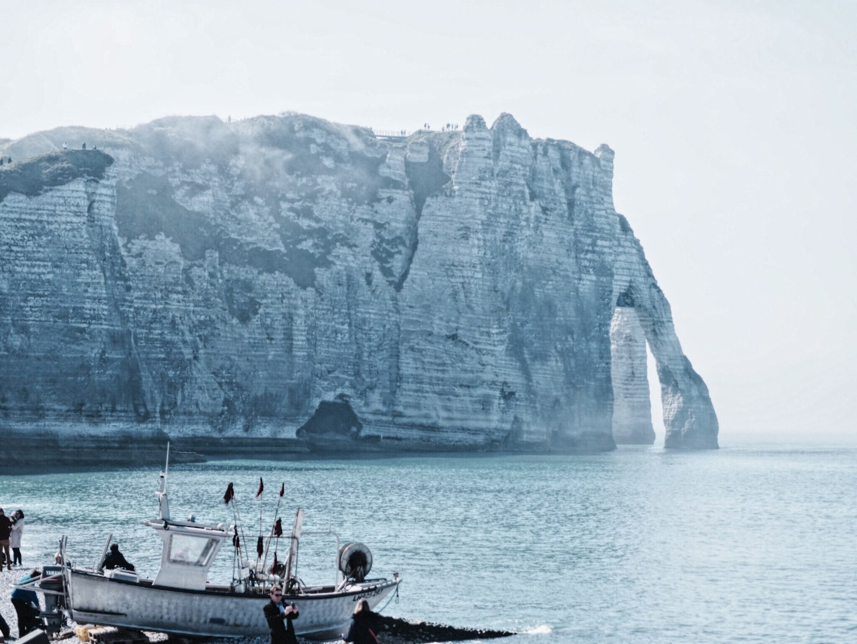 Travel|Étretat: Once in a Lifetime 法國諾曼第北端象鼻海岸(含交通攻略)