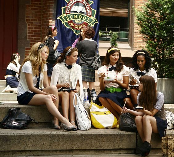 Parsons Diary #001|Gossip Girl 的情節是真的!我的高冷系同學