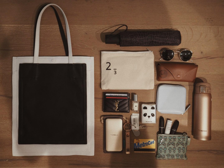 3.1 Phillip Lim What's in My Bag 包包裡有什麼?