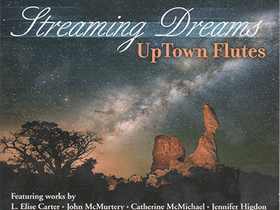 UpTown Flutes Releases New CD