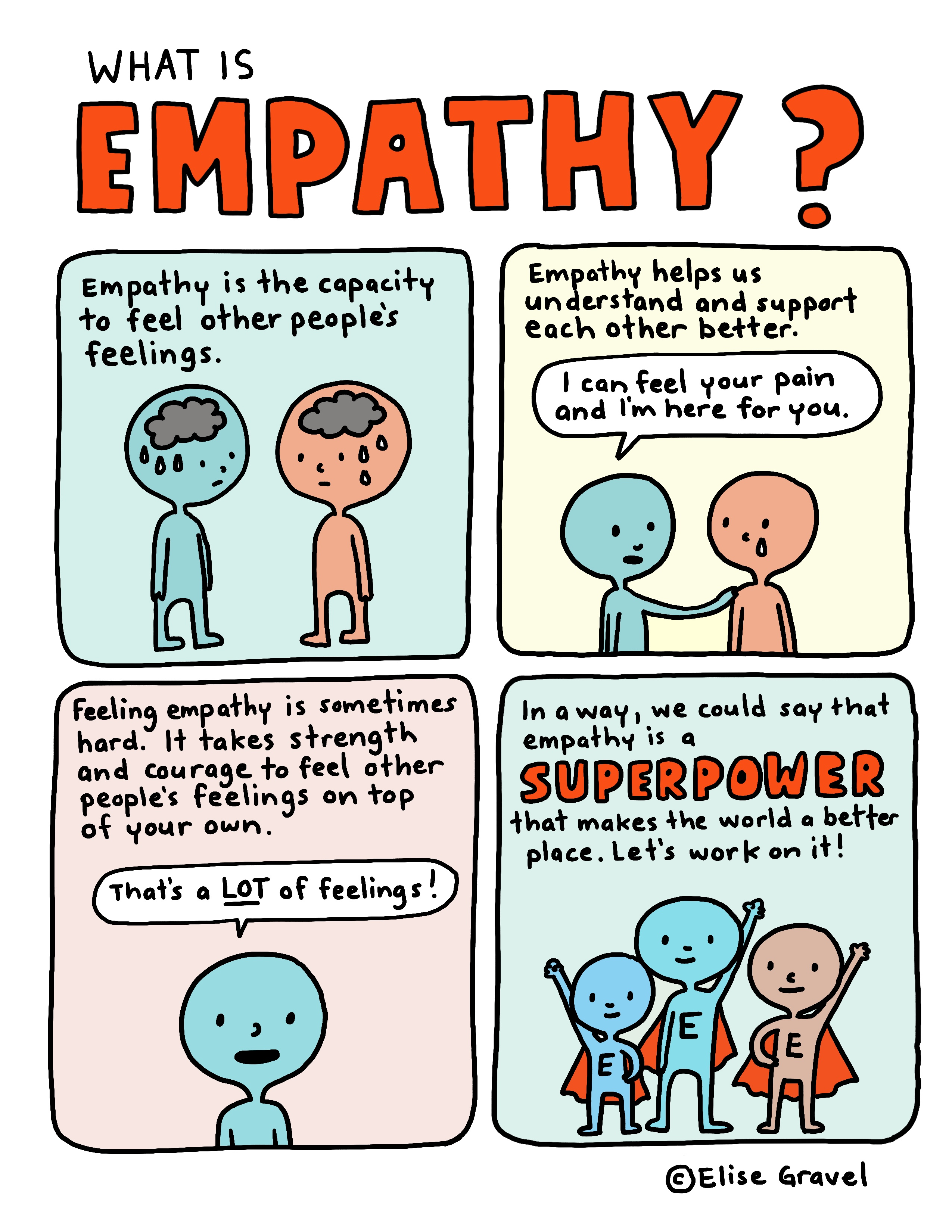 Why Empathy Is A Superpower