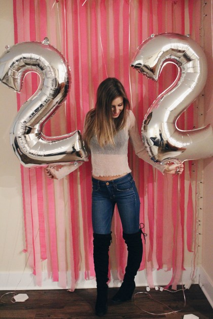 Feelin' 22 – It's My Birthday