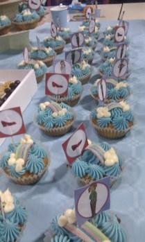 Cupcakes en fomació