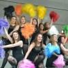 spectacle show danse pom pom girl pour tous évènement