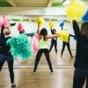 Cours de Pompom Girls - La danse Pompom