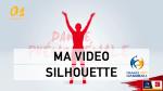 danse phénoménale video silhouette