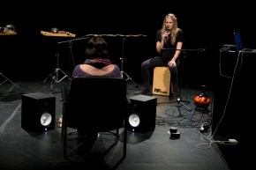 proximity festival image 6 performance of 'Ours' November 2013