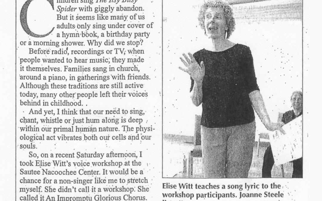"""White County News 