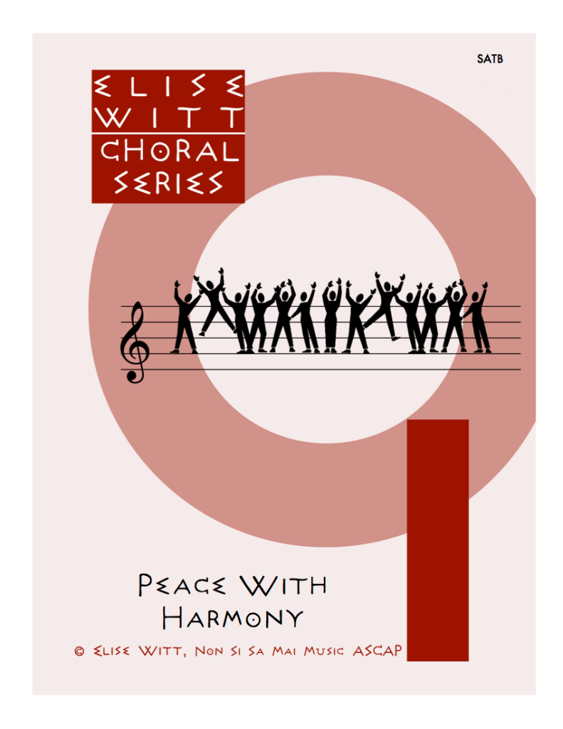 Peace With Harmony SATB