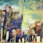 Familial Bonds – Watercolor