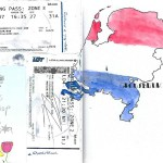 Sunday Sketches: Netherlands Travel Sketchbook