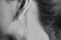 Ares Long Dangle Earrings