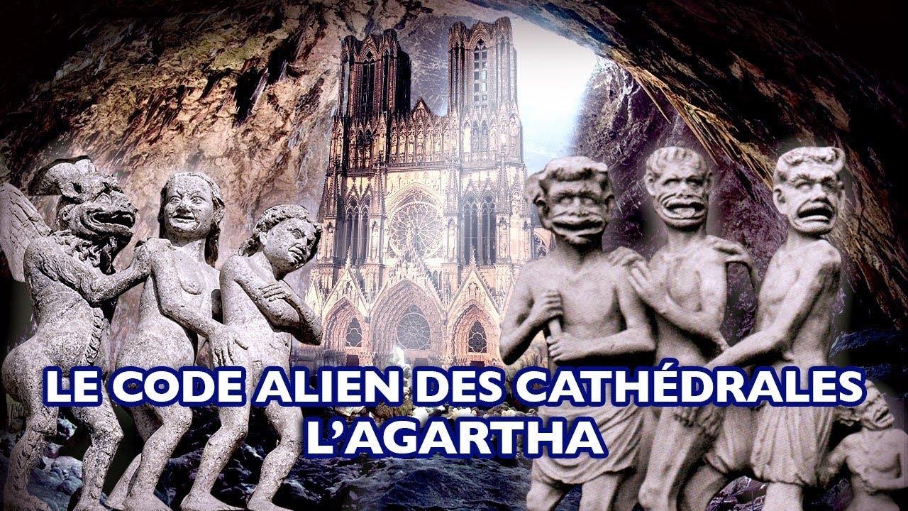 Le Code Alien des Cathédrales. L'Agartha