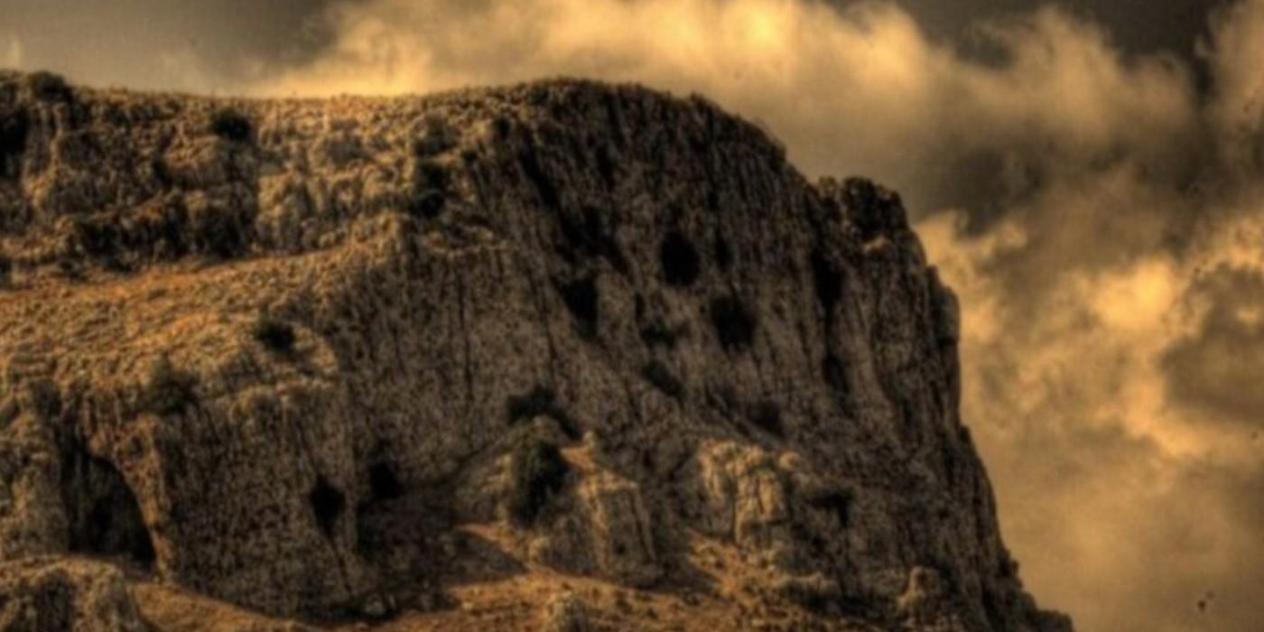 De Massada au Golan. Les Grottes de Bar-Kochba et Le Réseau souterrain secret