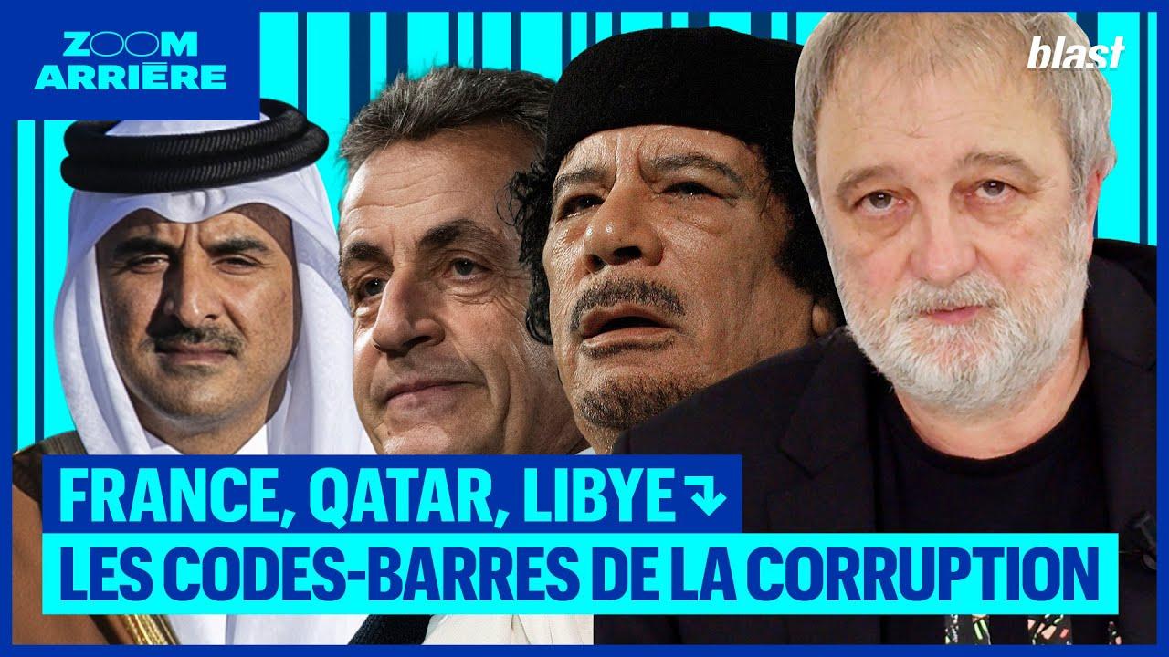 FRANCE. QATAR. LIBYE. Les Codes-Barres de la CORRUPTION