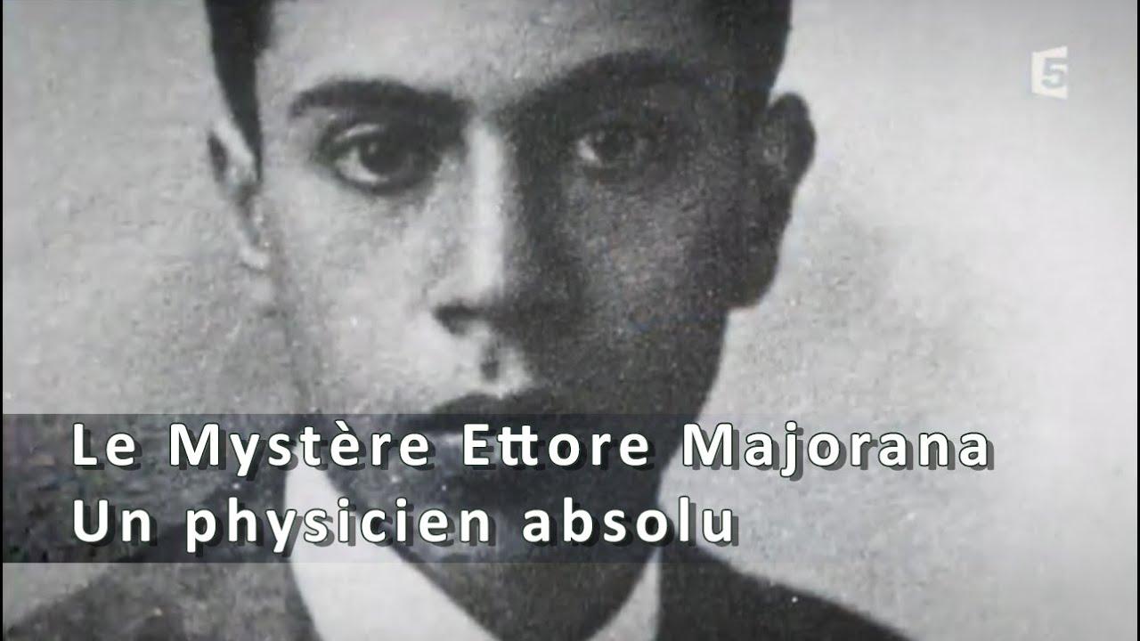 Le Mystère Ettore Majorana. Transformer toute matière en or