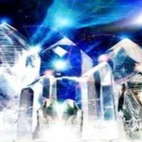 Codage solaire. Corps de cristal et ADN
