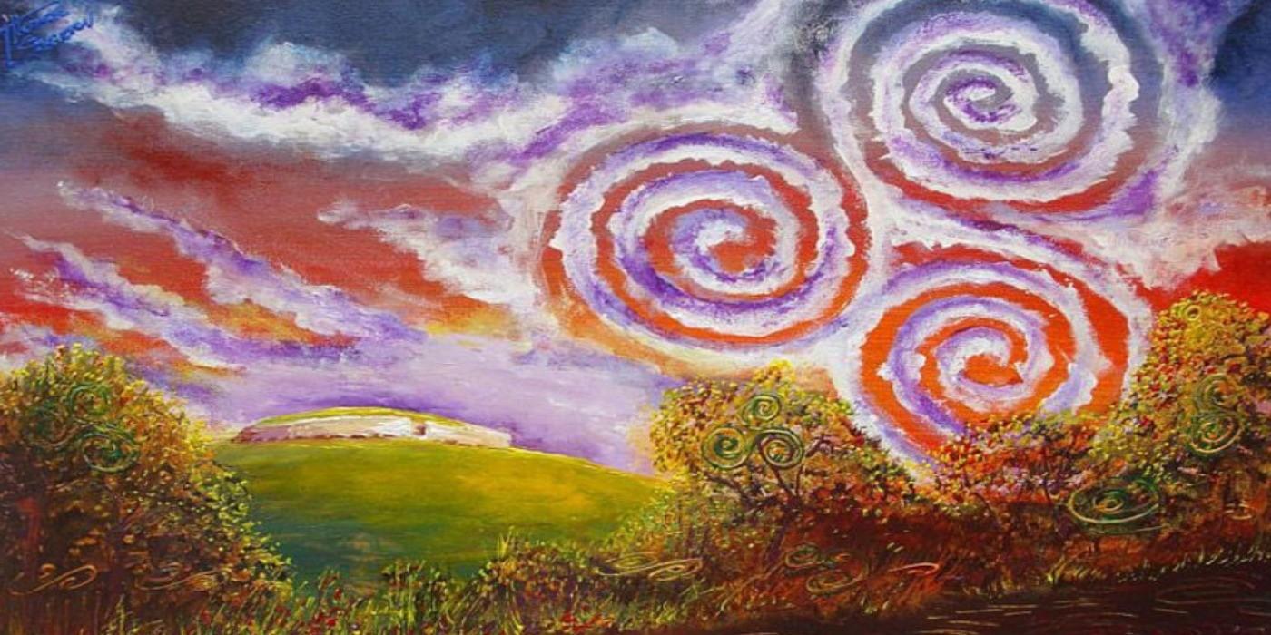 L'étoile compagnon du Soleil, les pierres qui chantent et les visions de fumée