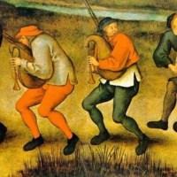 L'épidémie dansante de 1518