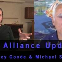 Reprise des mises à jour de l'Alliance SSP - Briefings sur la flotte noire, la Terre, la Lune et Mars