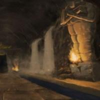 Une ancienne Cité Souterraine d'Égypte gardée cachée du public