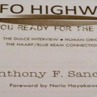 Autoroute OVNI par  Anthony F. Sanchez - partie 1