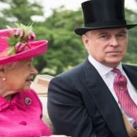 L'enquête  abandonnée contre le prince Andrew avec Jeffrey Epstein sur les agressions sexuelles