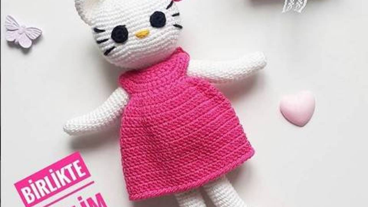 Amigurumi Hello Kitty Yapımı | Amigurumi, Crochet, Crochet amigurumi | 720x1280