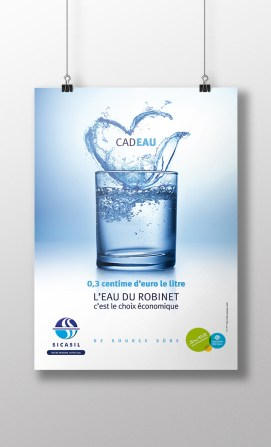 L'eau du robinet, c'est le choix économique