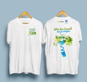 Fête du Canal de la Siagne - T-Shirt