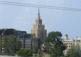 Riga IMG_7531 Gyö - Lett Ludományos Akadémia, sztálinbarokk