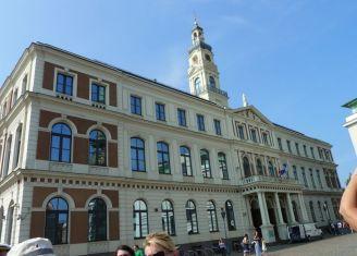Riga P1650180 Városháza