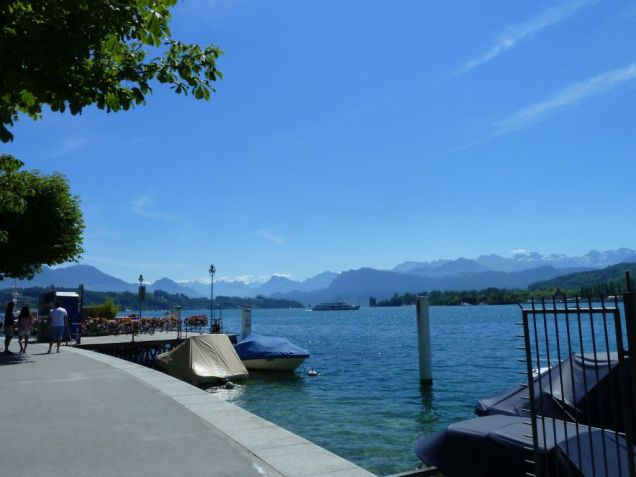 Luzern P1710645 Quai, See
