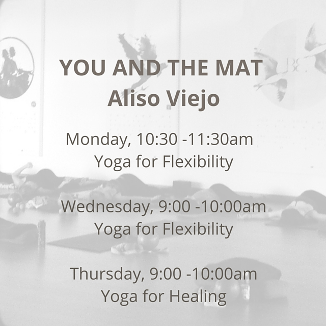 you and the mat elissa yoga classes