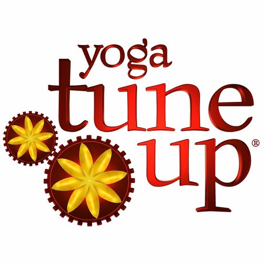 yoga tune up logo