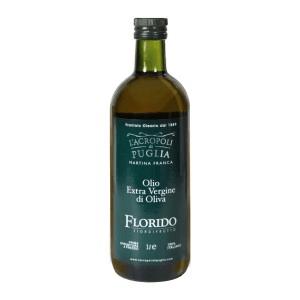 Huile d'olives extra-vierge des Pouilles - Florido - 1L