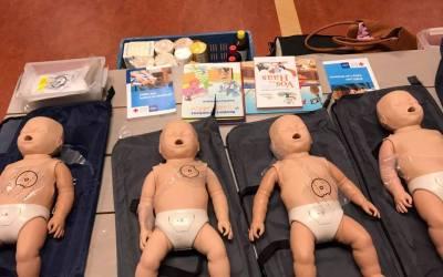 Thema Avond Levensreddend Handelen bij Kinderen