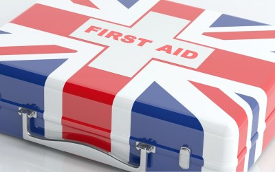 First Aid Courses in English