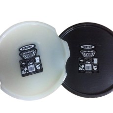 Tub Trug lids white and black