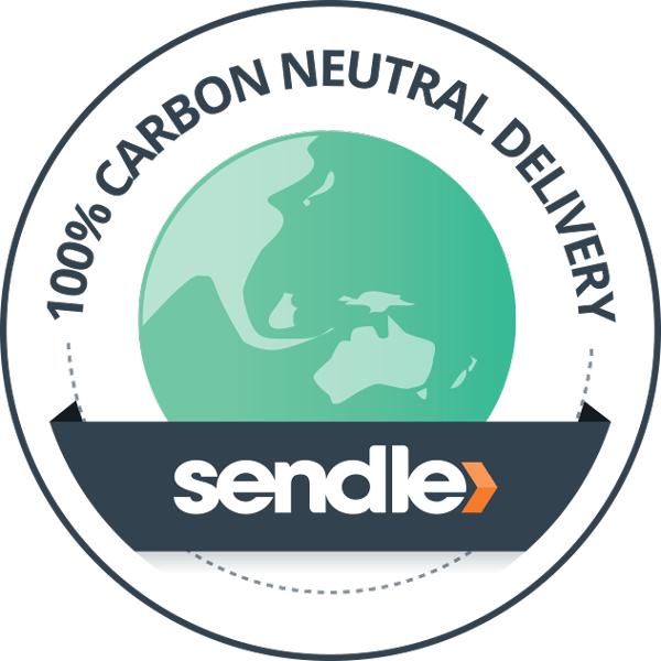 Sendle Carbon Neutral Sticker
