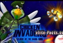 تحميل لعبة Chicken Invaders 5 مهكرة للكمبيوتر
