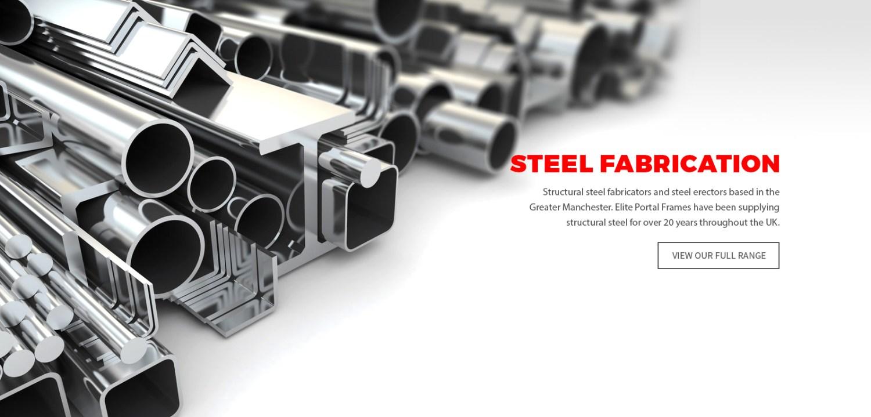 Elite Portal Frames - Steel Beams in UK - Steel Fabrication