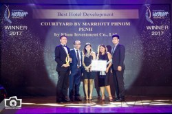 Cambodia Property Awards 2019 – fastest growing in the region