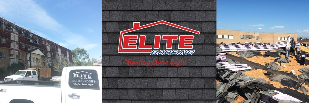 Elite Roofing Commercial Photo Banner