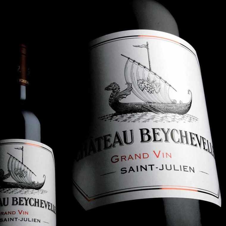 Luxury Bordeaux wines