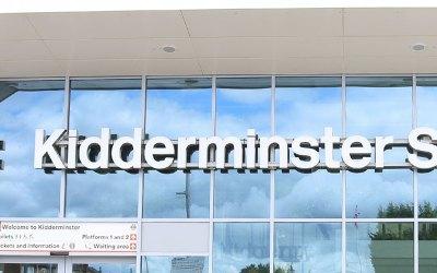 Kidderminster Railway Station Progress Update