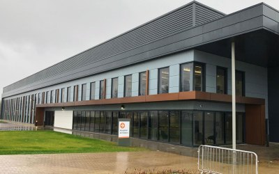 UK BIC – UK Battery Industrialisation Centre, Coventry